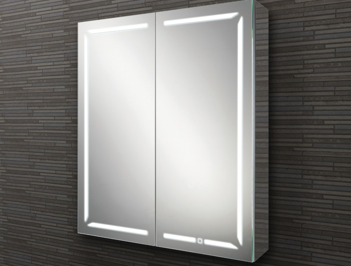HiB Groove Mirrored Cabinet thumbnail