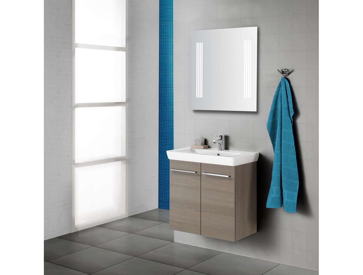 Dansani Lotto Two Door Basin and Unit thumbnail