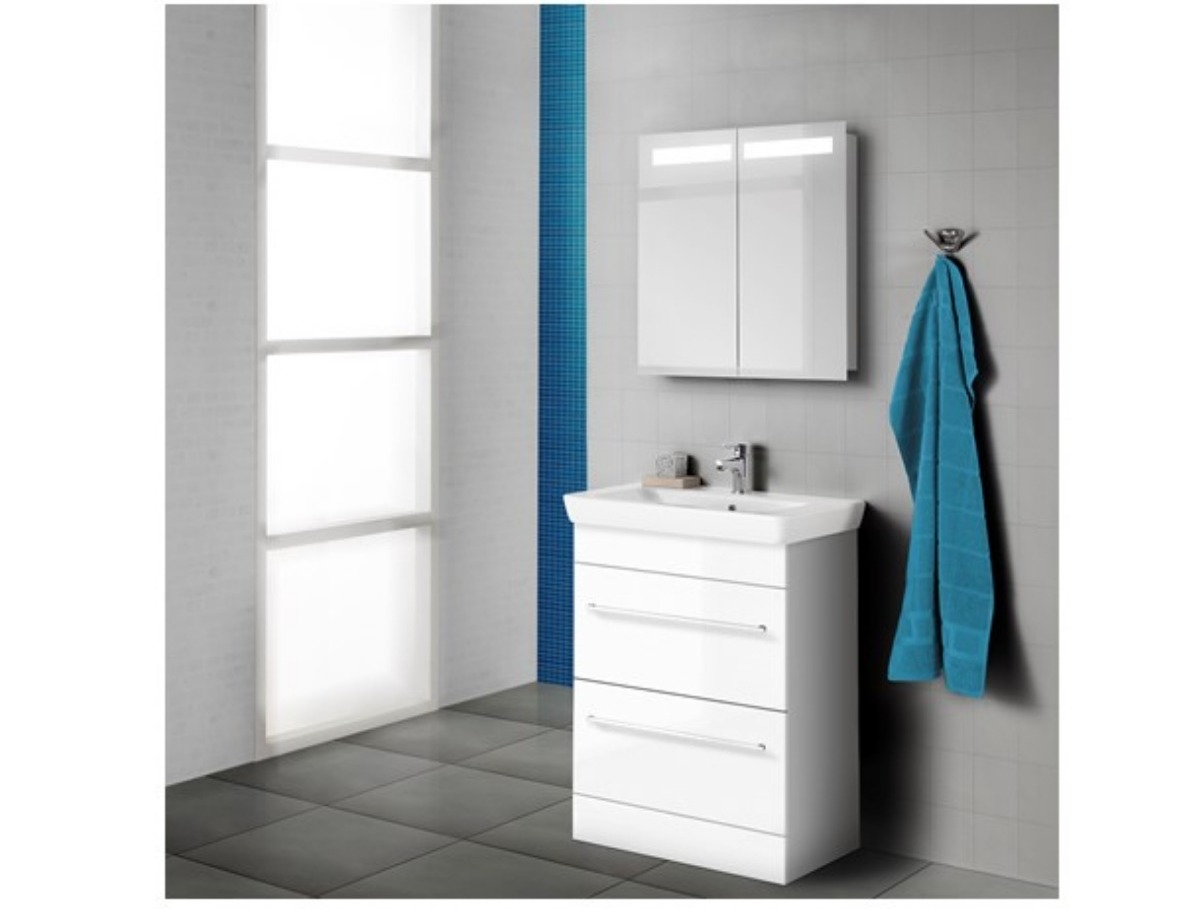 Dansani Lotto Drawer Floor Standing Basin And Unit Pryor Bathrooms