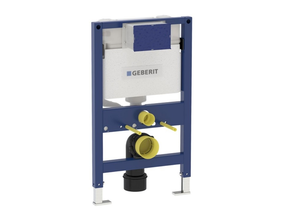 Geberit Kappa WC frame for wall hung WC