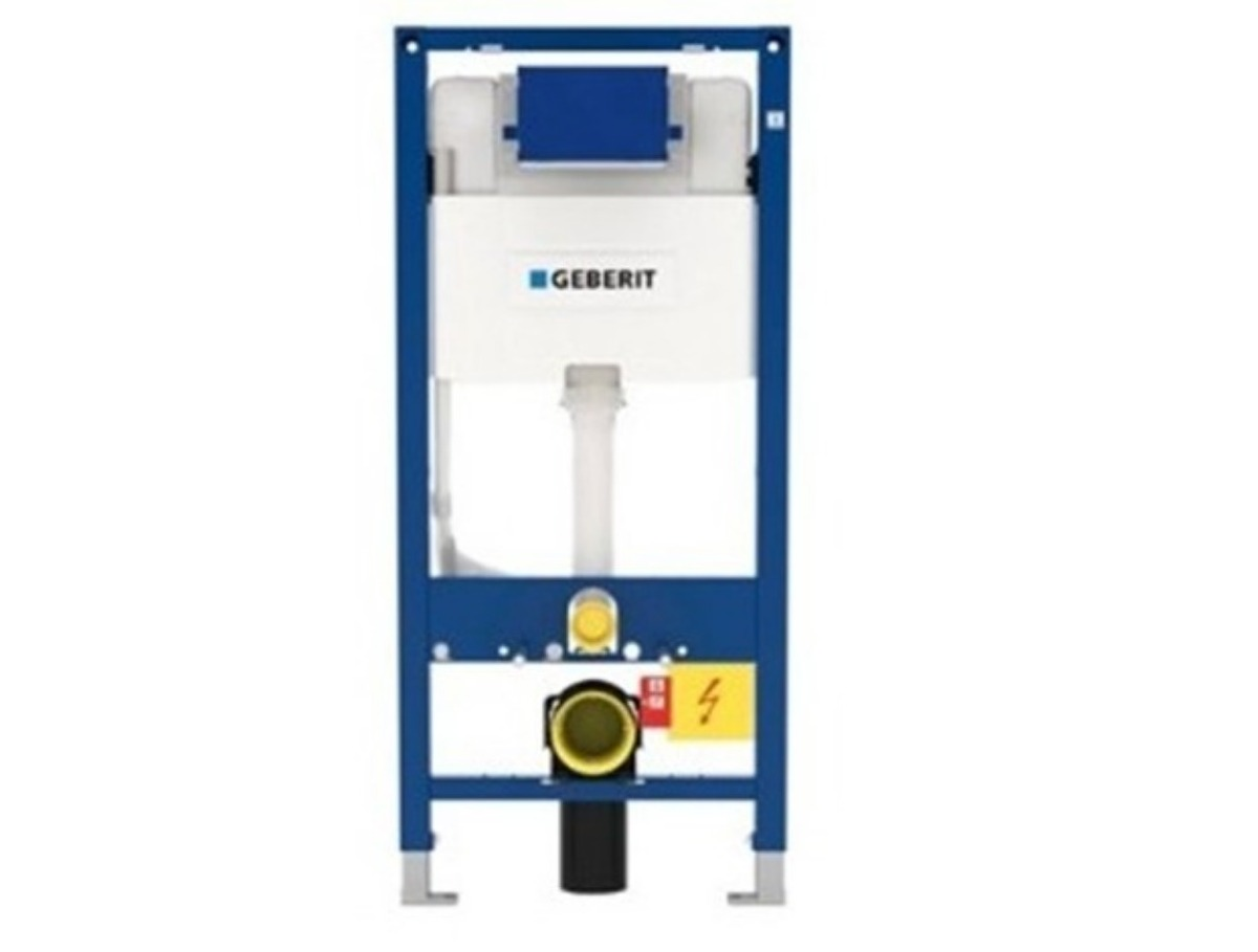 Geberit Omega Duofix WC frame for wall hung WC