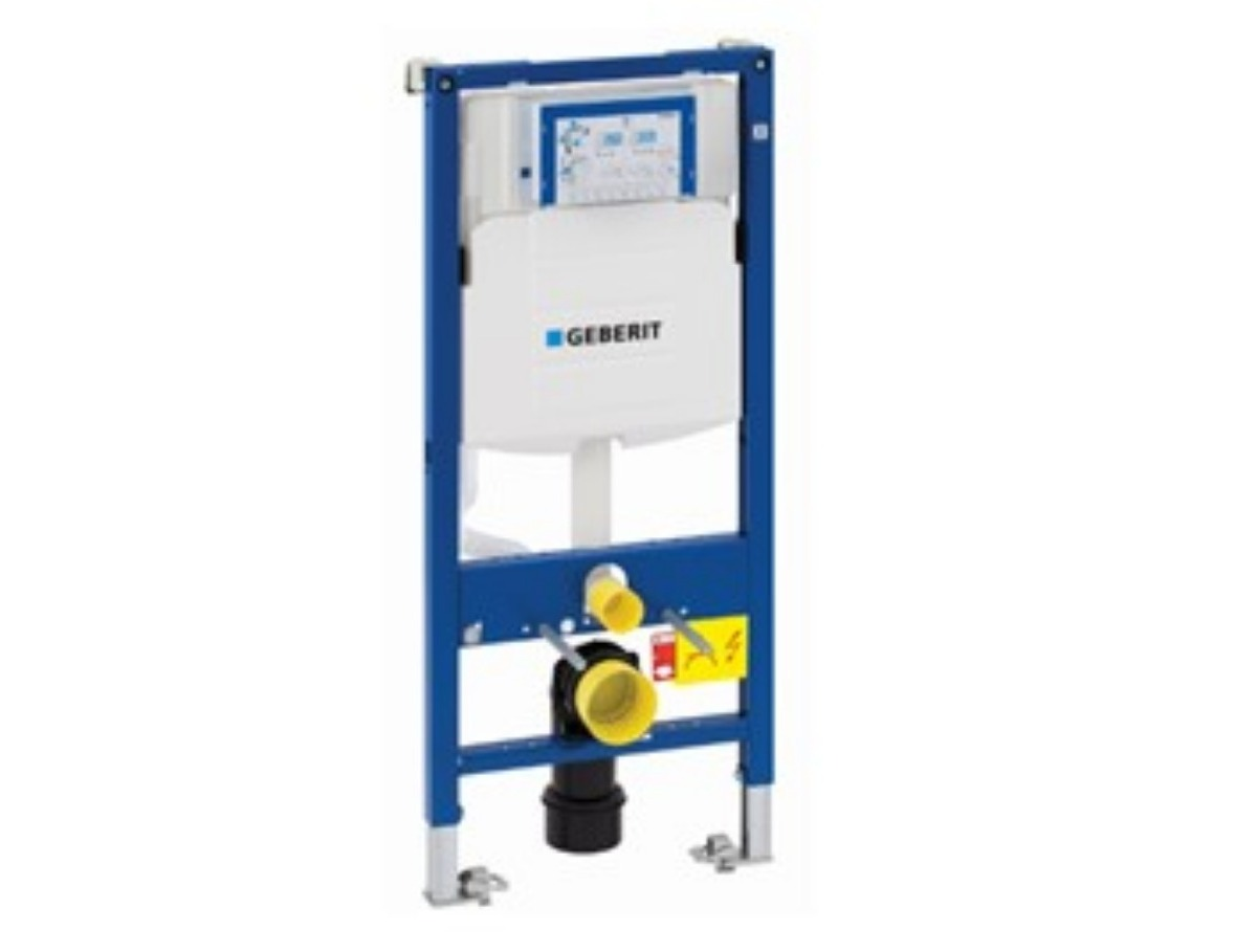 Geberit Sigma Duofix WC frame for wall hung WC (112cm)